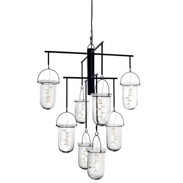 Firefly Chandelier | Hive At Lightology