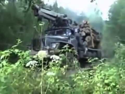 Russische Trucker   Männer ohne Nerven   Teil 2 자동차 자동차