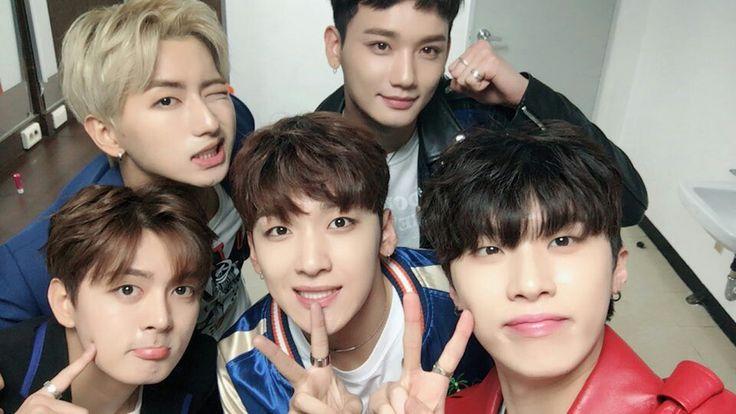 ⤴× kthpgs × I kpop I MAP6 - SUN, JVIN, MINHYUK, JJUN & SIGN