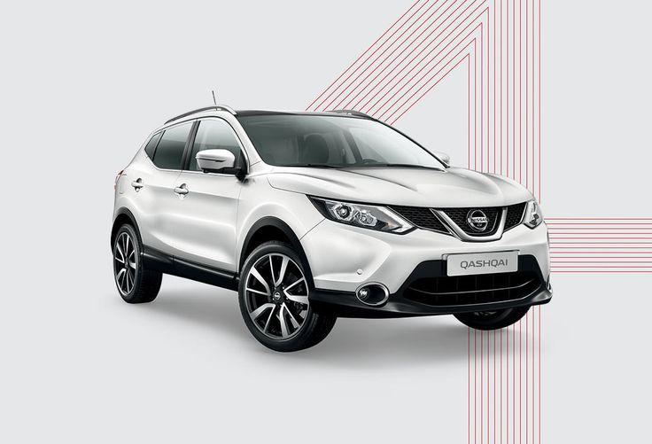 Votre Nissan Qashqai disponible à partir de 289€/mois sans apport & sans condition avec 4 ans d'entretien inclus - via Nissan Aix-en-Provence www.nissan-couriant.fr