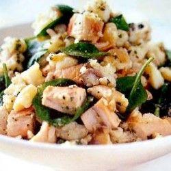 Бесподобный салат по редкому рецепту