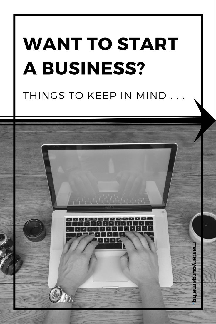 When it comes to starting a business, it can be one of the most exciting, daunting, testing, awesome and rewarding things you can ever do. It isn't for everyone and there are lots of things to consider when taking on the challenge, especially if you have never started a business before. Here are a few things to consider when pulling together a business for the first time.