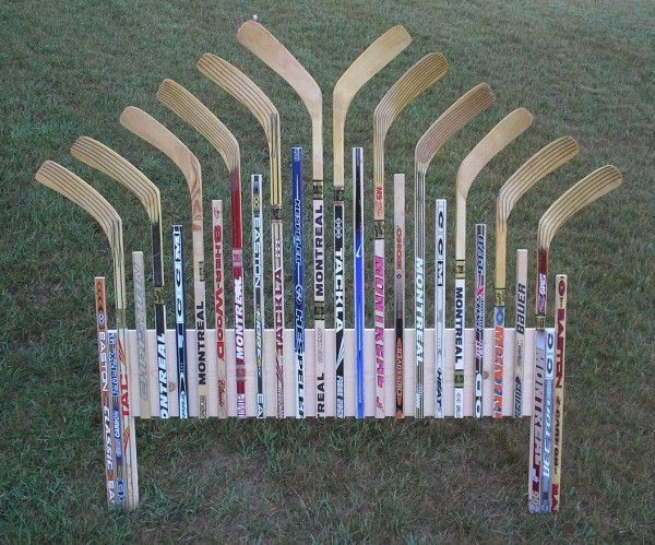 For a hockey theme room ... its a must have!