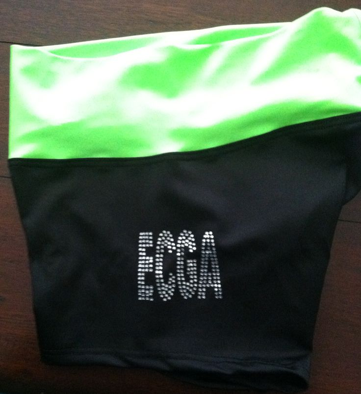 custom work out shorts for Emerald City Gymnastics Academy! #custom #gymnastics #workoutshorts