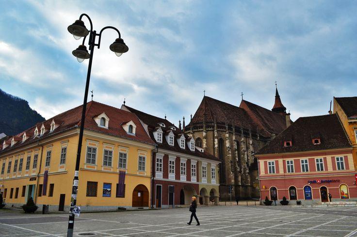 Brasov Medieva Town www.touringromania.com