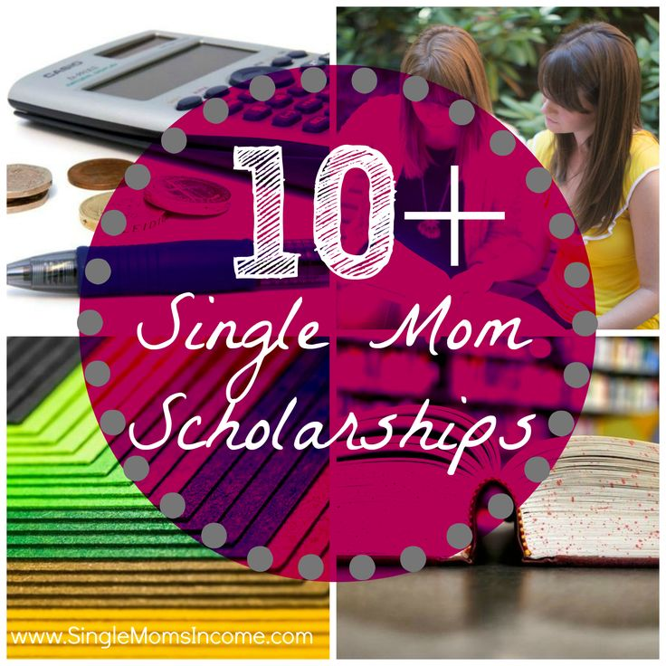 A wide variety of places where young single mothers can apply for scholarships, for the women who had children at a young age but are still pursuing their dream via getting an education.