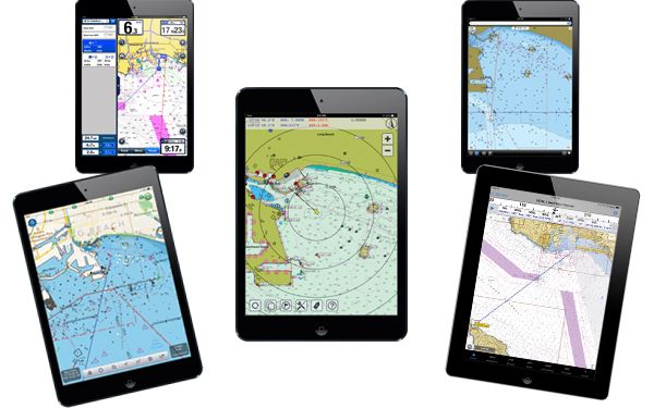 15 Apps for Navigating with your Apple or Android Device | Sail Magazine