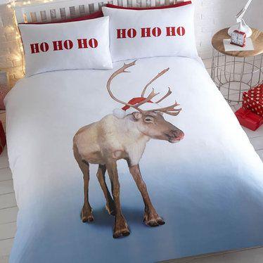 Blitzen, Christmas Themed Super King Size Duvet