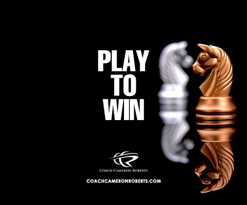 Play to win or don't play at all!  #giveyourbest #win #nevergiveup #gohard #socialmediamarketing #business #businesstip #marketingtips #socialmedia #entrepreneurs