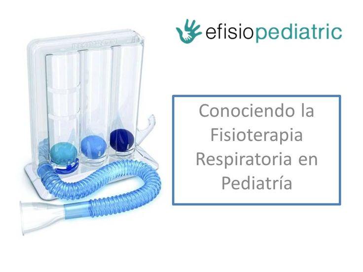 En este post Begoña Jiménez  nos explica qué es la Fisioterapia Respiratoria Pediátrica
