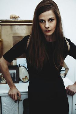 Louise Brealey for NEWTON magazine. Daaamn, Loo! You sexy beast!