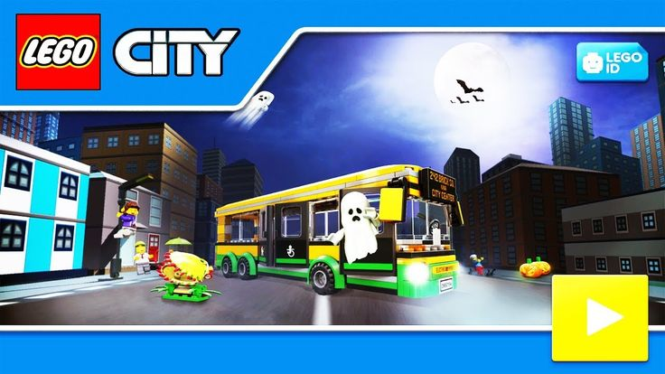 LEGO® City - Gameplay by LEGO System A/S ❀ Fun Kids Games