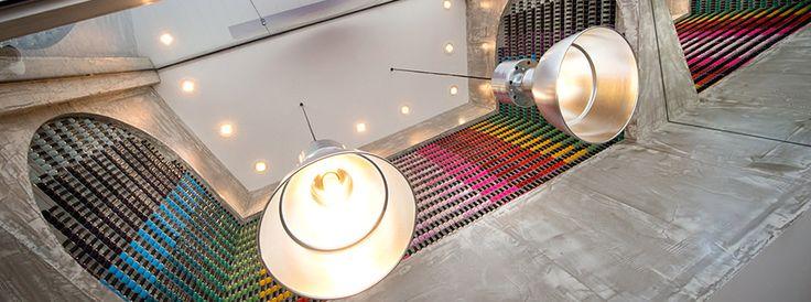 Clube Esmalteria Store # Mariana Levoratto Architecture