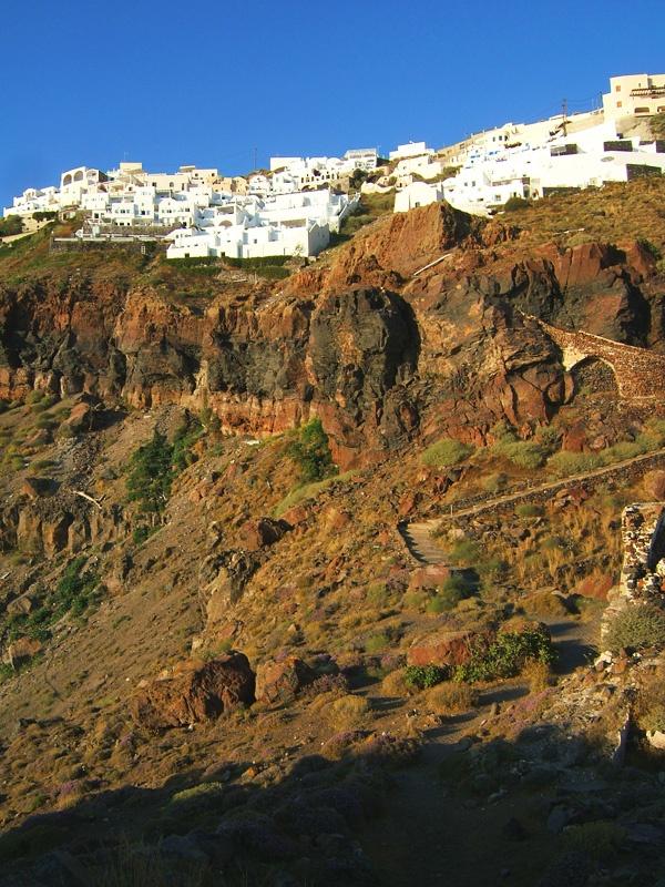 Tholos Resort Hotel Santorini - Imerovigli village