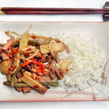 kinesisk wok