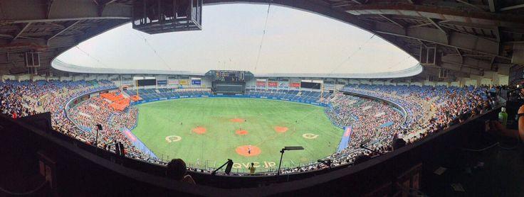 RT @suenaga_miyu: 夏の高校野球 千葉大会⚾︎  遂に今日甲子園出場校が決まりました!  ハラハラドキドキする試合でしたね。  木更津総合高校の皆さん おめでとうございます。  18:30〜はプレナ幕張にて #ガチファン 生放送!  待ってます🙇🏻💕 https…