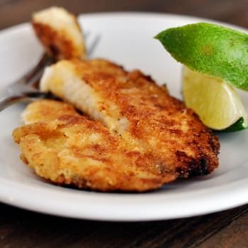 Honey Lime Tilapia - Simple, but excellent... Serve with seasoned rice or salad