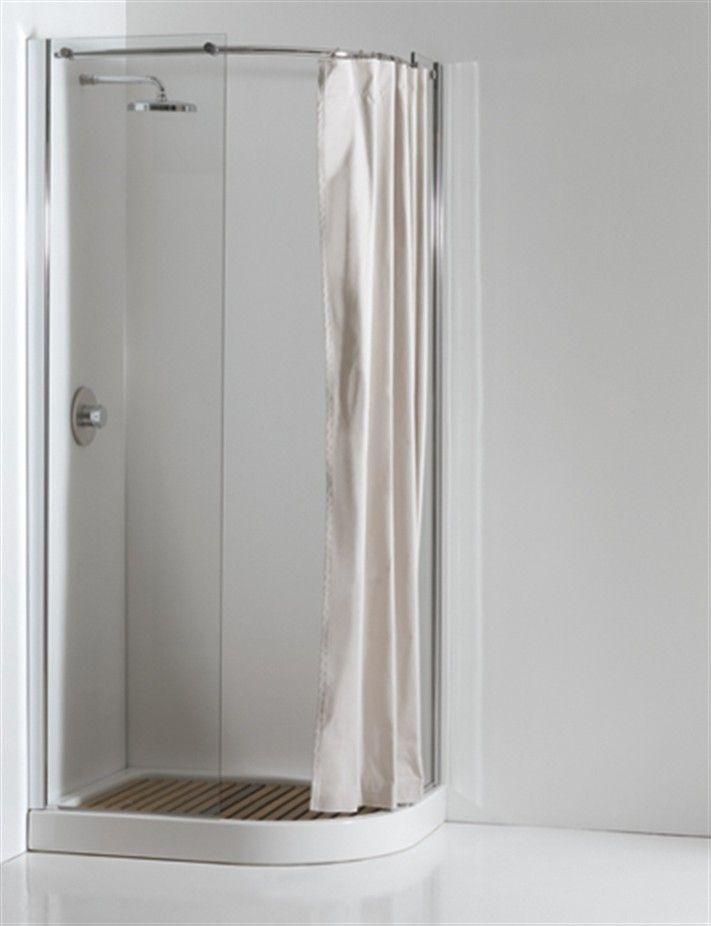 Oltre 25 fantastiche idee su tende da doccia su pinterest - Tenda doccia design ...