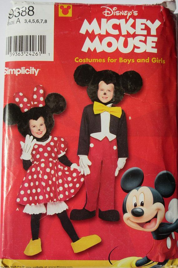 """DISNEY MINNIE MOUSE DRESS for 12-14/"""" CABBAGE PATCH KID or similar doll"""