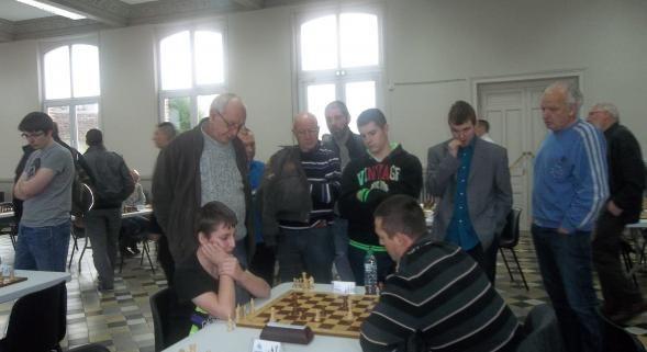 Saint-Quentin : les joueurs d'échecs réunis pour le tournoi de l'Épiphanie - Saint-Quentin - www.aisnenouvelle.fr