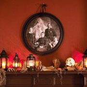 Arsenic and Old Lace ~ downloadable spooky portrait.