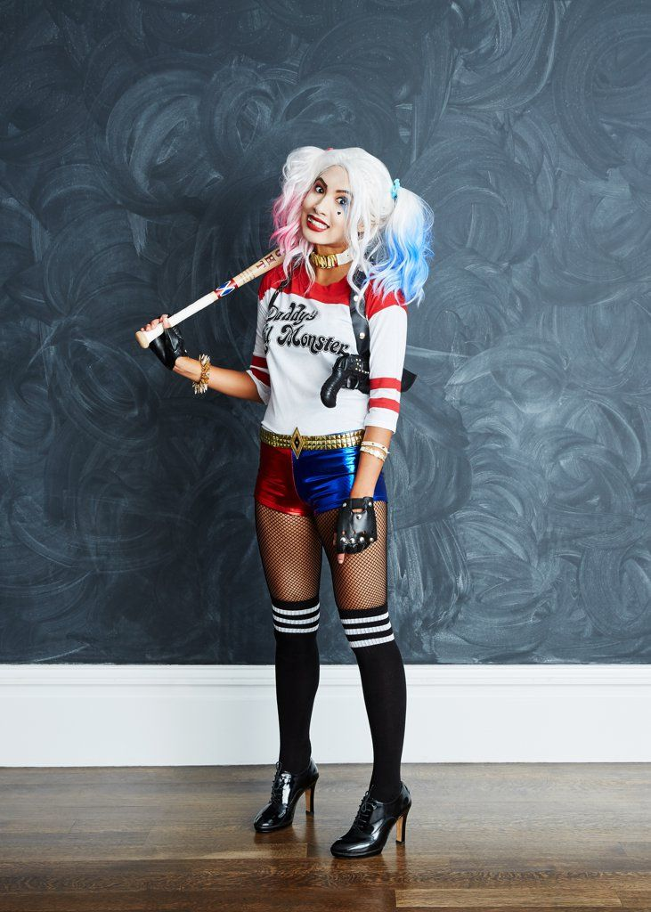Harley Quinn is going to be one of the most popular Halloween costumes this year.