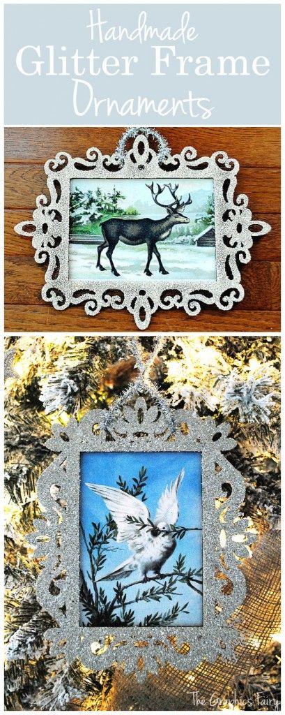 Christmas home decorating ideas diy simple amcordesign us - Homemade Christmas Decorations Snowflake Blocks The 2017