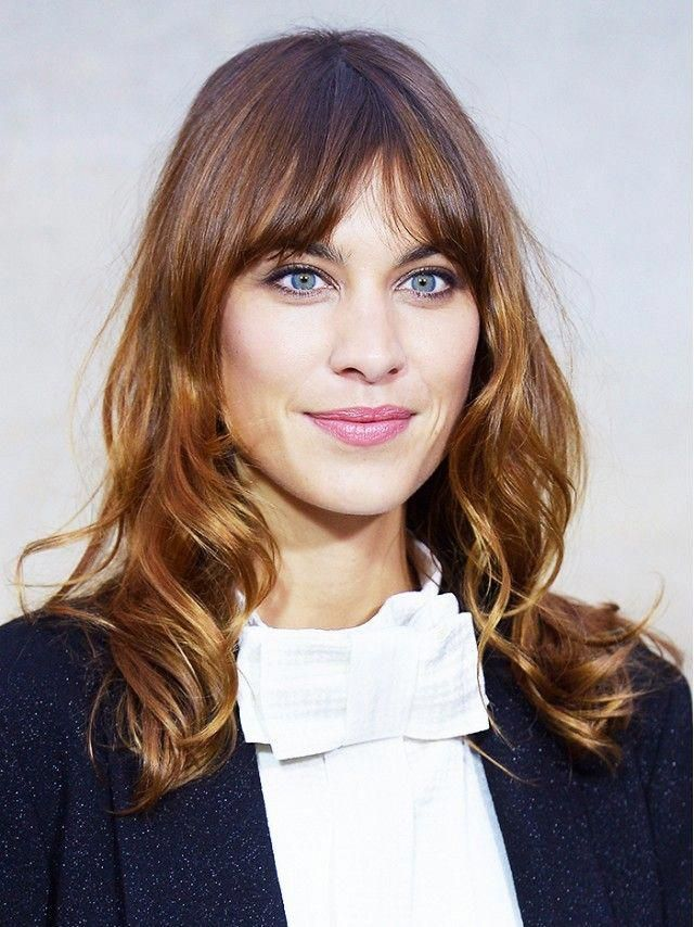 The All-Time Best Haircuts for Thin Hair via Byrdie Beauty Thick Bangs  Whatever your style may be, incorporating bangs never fails to bump up thin ha...