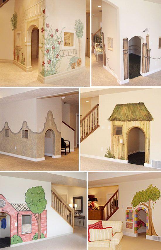 Best 25 Closet playhouse ideas on Pinterest Under