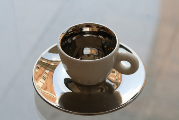 Anish Kapoor for Illy
