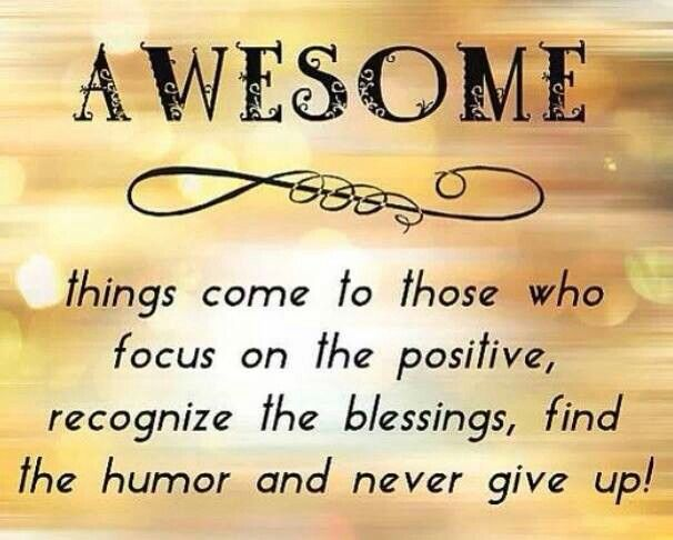 Awesome... | Quotes to live by | Pinterest