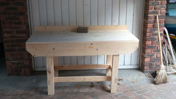All Heart Eco Timber,  Work Benches Making work easy!!!  Contact Tyrron Knowles on 082 646 3523