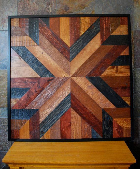 1000 Images About Wood Wall Quilt Art On Pinterest