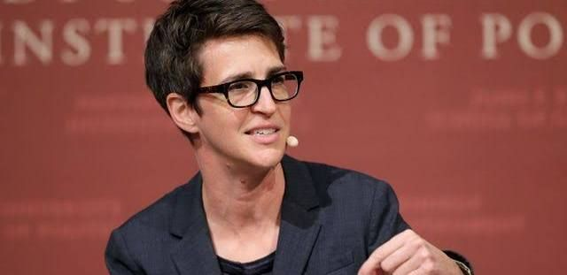 MSNBC's Rachel Maddow Hits No. 1 With Long, Complicated
