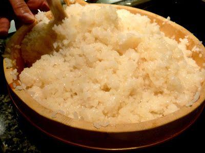 ¡Con un par de guindillas!: Receta: arroz para Sushi (shari)