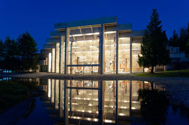 UBC Museum of Anthropology - Arthur Erickson Architect #blurrdMEDIA #architecture #photography