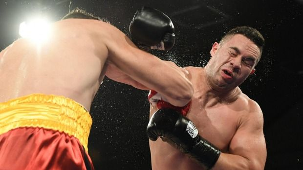 Joseph Parker and Andy Ruiz agree to December date in New Zealand with WBO title the carrot - Stuff.co.nz