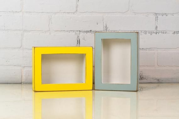Handmade Small Shadow Box Frame Holds Up To 4 X 6 X 1 25 Inches Deep In Finish Color Of Your Choice 4 X 6 Shadow Box Frame Shadow Box Frames Shadow Box Frame