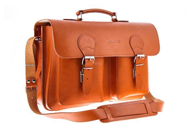 Duża torba 3w1 na laptopa VOOC Vintage P36