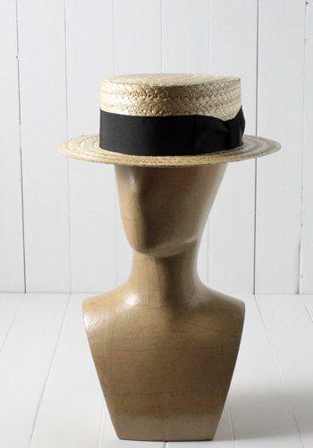(フジハット) Fuji hat 麦わらカンカン帽 SOX105 ナチュラル Lサイズ 国産 ストローハット 麦わら帽子 高級 レトロ クラシカル 和服 浴衣 メンズ 男性 紳士 お父さん 父の日 KNOX ノックス 帽子 : 服&ファッション小物通販   Amazon.co.jp
