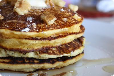 Pumpkin Pancakes - easy recipe with GF Bisquick - try this one first