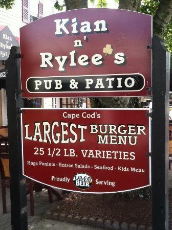 Hyannis Main St Restaurants | Kian U0026 Rylees, Hyannis   Restaurant Reviews    TripAdvisor