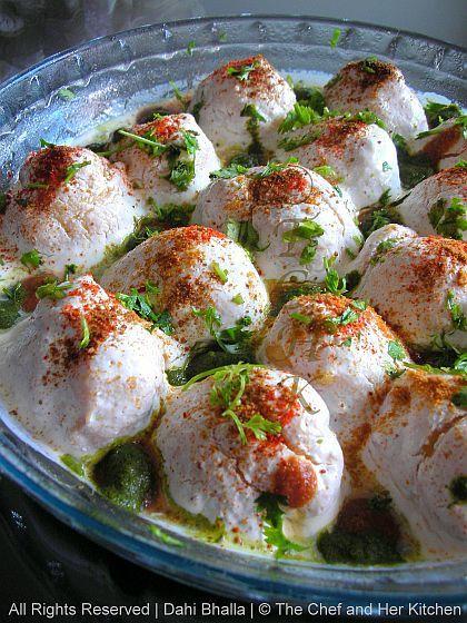 Dahi Bhalla...North Indian Street Food