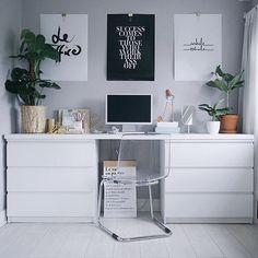 Mal ein etwas anderer Schreibtisch