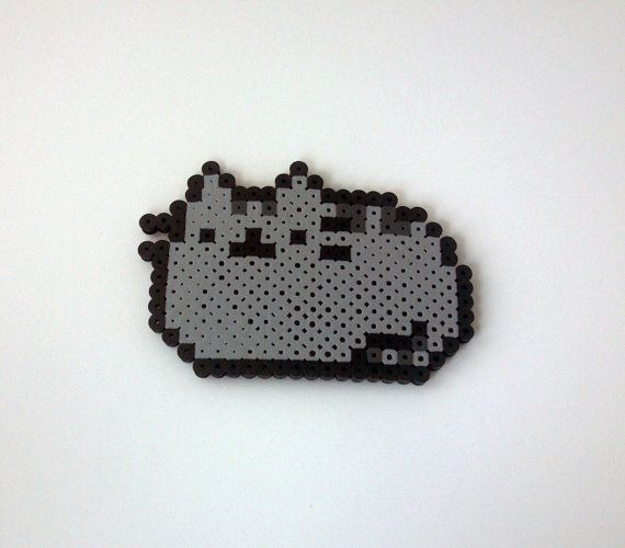 Perler Beads on Pinterest | Pusheen, Hama Beads and Cats