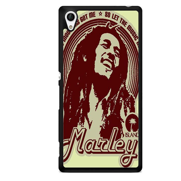 Bob Marley Mellow Mood Has Got Me TATUM-2003 Sony Phonecase Cover For Xperia Z1, Xperia Z2, Xperia Z3, Xperia Z4, Xperia Z5