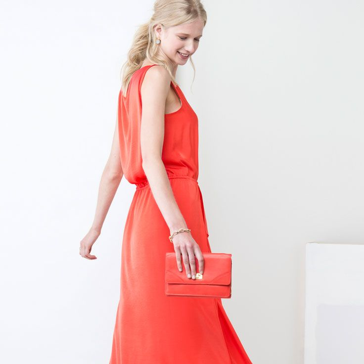 Be bold in red.Mauro Style, Women Style, Be Bold, Caroline Mauro