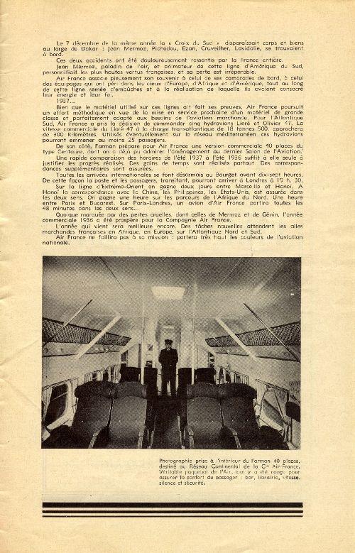 VINCENNES.............. avril 1937 Meeting de Paris (40 pages) - Meetings Aériens - Programmes Historiques et Publicités