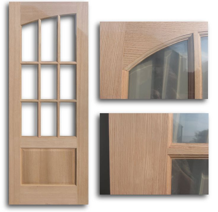 17 best ideas about prehung interior french doors on - Solid wood interior doors with glass ...