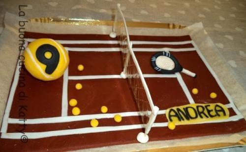 Cibo: #Torta #Campo da #tennis - Cake tennis court ....  per un compleanno sportivo (link: http://ift.tt/2bAH6eW )